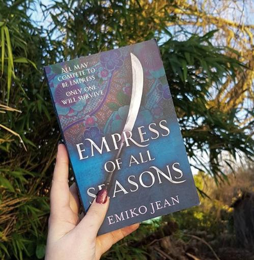 On Three… Empress of AllSeasons.