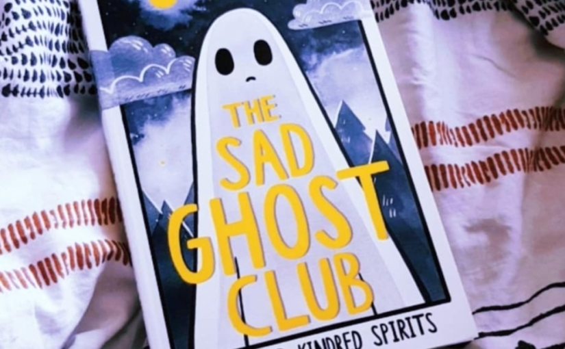The Sad Ghost Club Blog Tour – Review!